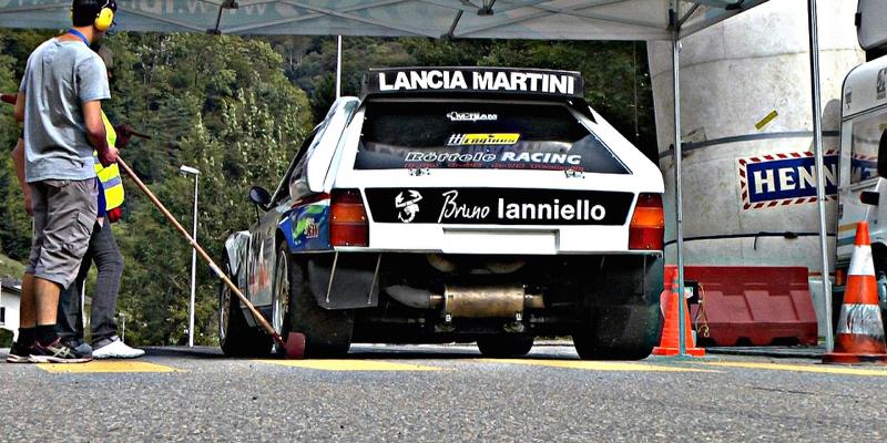 Hillclimb Monster – Lancia Delta S4 : Legend lives on !