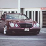 Mercedes S210 – Brabus & Bagged !