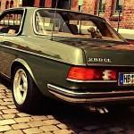 Mercedes 280 CE W123 rare en AMG !
