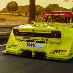 Hillclimb Monsters : Opel Kadett C V8… Ha ouais quand meme !