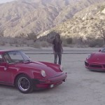 Porsche 930 Turbo – 40 ans by Magnus Walker