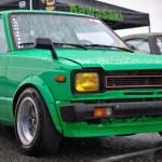 '81 Toyota Starlet - La bombinette japonaise