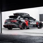 Jon Olsson Audi RS6... 900+ pour aller au ski ! 4