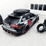Jon Olsson Audi RS6... 900+ pour aller au ski ! 2