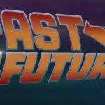 """Fast to the Future""... Marty Toretto en De Lorean"