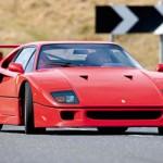 Spa Francorchamps + Ferrari F40 = La rencontre de 2 légendes !