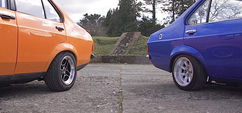 DLEDMV Ford Escort mk2 double 02