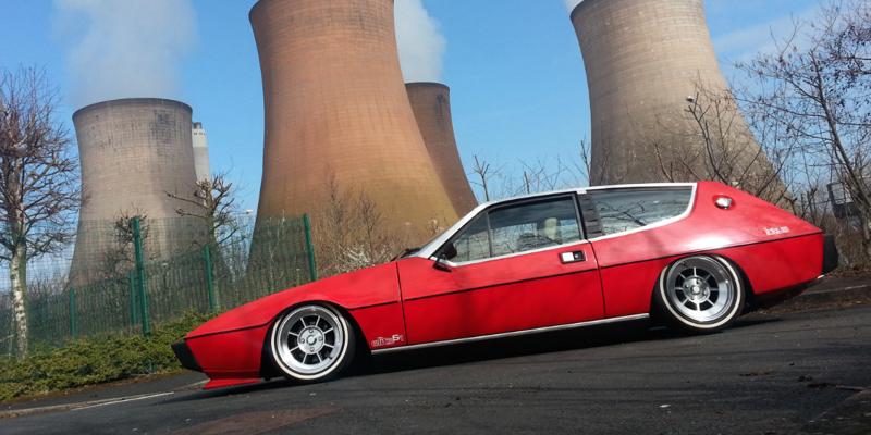 "Stanced '77 Lotus Elite… Here come the ""Lowtus"""