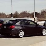 Kyoto Gang Subaru's... Impreza revenge ! 3
