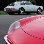 Porsche 911T '72 vs Alfa Romeo Spider '71 - On the road again...