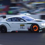 Engine Sound : Bentley Continental GT3... Un air de Nascar !
