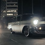 1957 Chevy Bel Air restomod – Just Perfect !