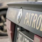 "Whoop Whoop the sound of da police... La ""Drift Patrol"""