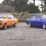 Double Ford... Double Escort...