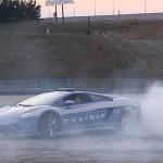 Lamborghini Gallardo Polizia – Giro et donuts !