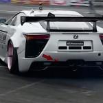 Lexus LFA Drift - Swappée en V8 Nascar... WTF ?!