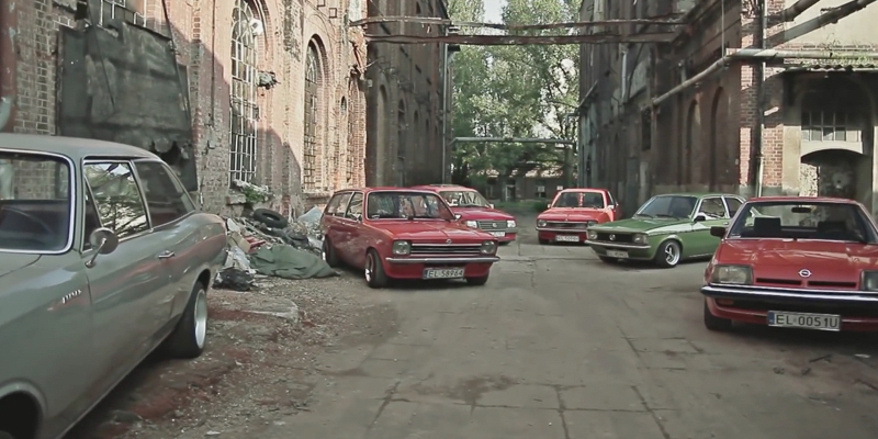 Stanced Blitz… Opel c'est bien aussi…
