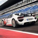 La Porsche 918 Spyder à fond en Australie - Terrible !