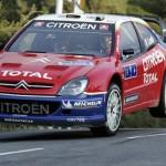 Sebastien Loeb… L'artiste du rallye !