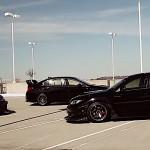 Kyoto Gang Subaru's… Impreza revenge !