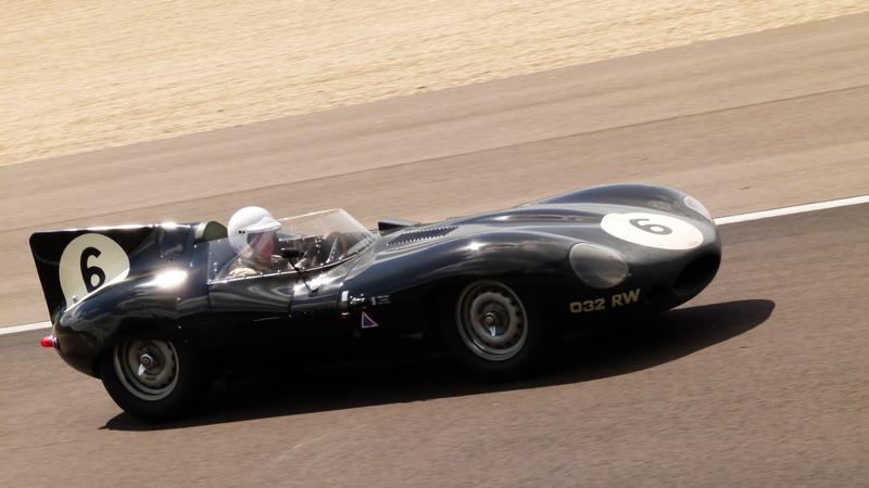 DLEDMV - Jaguar Type D & XKSS - 06