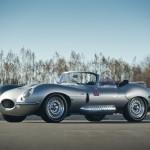 '55 Jaguar Type D & XKSS - De la piste à la route... 2