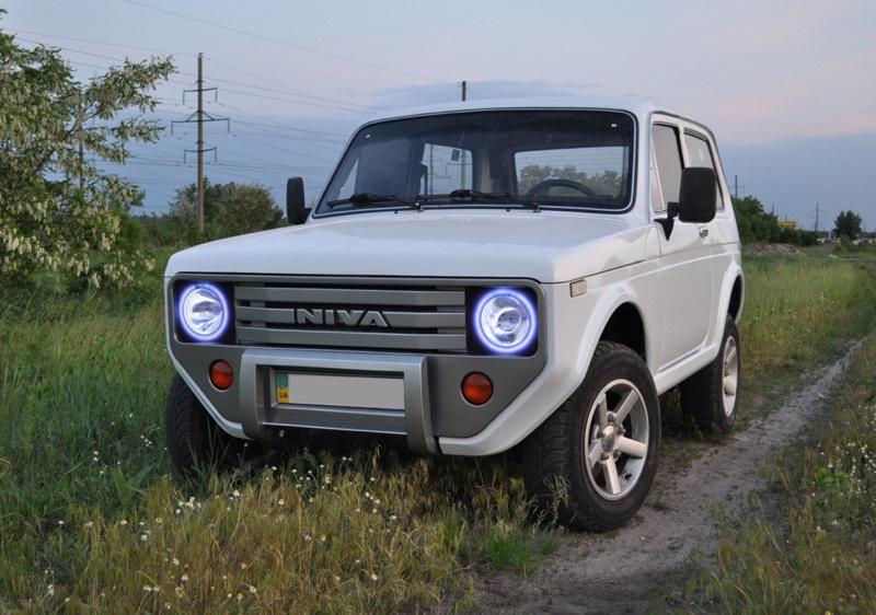 DLEDMV - Lada Niva restomod -10