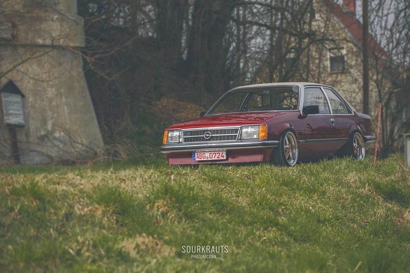 Opel Commodore - Olds'Kool German ! 1