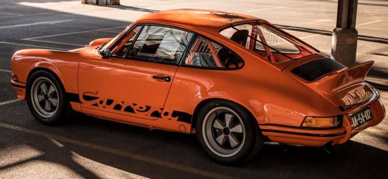 DLEDMV - Porsche 911 RS Outlaw Tuthill - 01