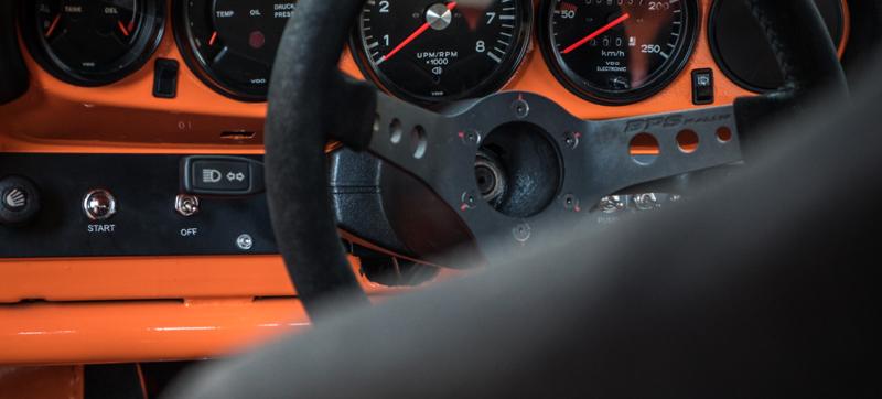 DLEDMV - Porsche 911 RS Outlaw Tuthill - 11