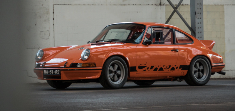 DLEDMV - Porsche 911 RS Outlaw Tuthill - 15