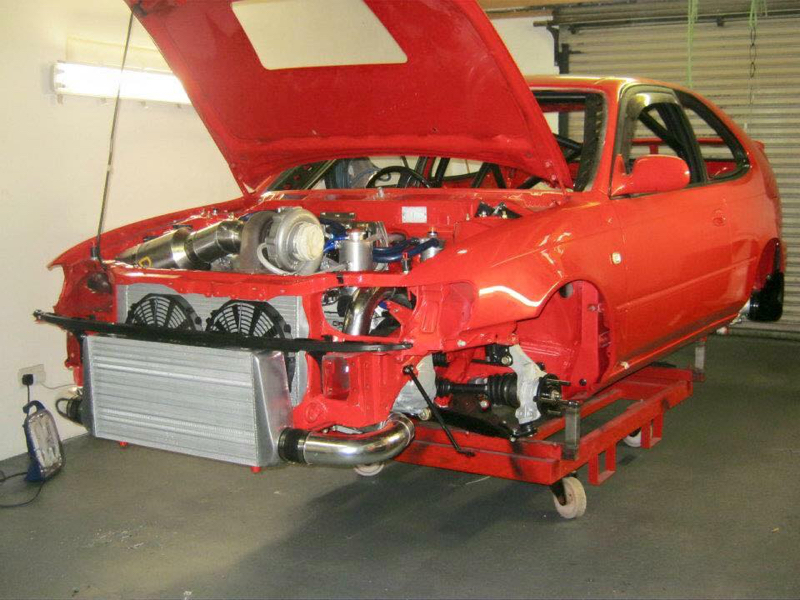 DLEDMV - Toyota Corolla E100 3SGTE 927 hp 02
