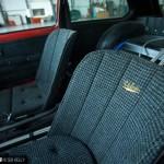 VW Golf 1 slammed... Mais très slammed hein ! 3