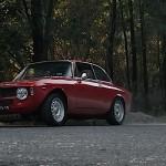 Le chant d'une Alfa Giulia Sprint GT… Raaaahhhh !