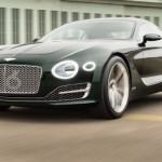 Engine Sound : Bentley EXP 10 Speed 6 - Hulk à The Voice !