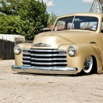 '49 Chevy Pickup Lowrider – Second Life !