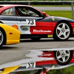 Ferrari F355 GT Race-Car en Dolby Sourround !