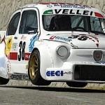 Hillclimb Monster : Fiat 600 ZX-12R... Ca change tout !