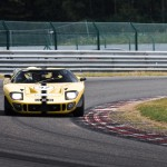 Engine sound : Ford GT40 inboard à Spa - Lâchez le fauve !