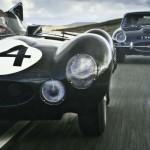 '55 Jaguar Type D & XKSS - De la piste à la route...