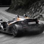 KTM X-Bow – Un sauterelle sous amphet' !