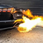 Engine Sound : Lamborghini Aventador en titane… l'Apocalypse !