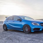 "Mercedes A45 AMG ""Blue Magic"""