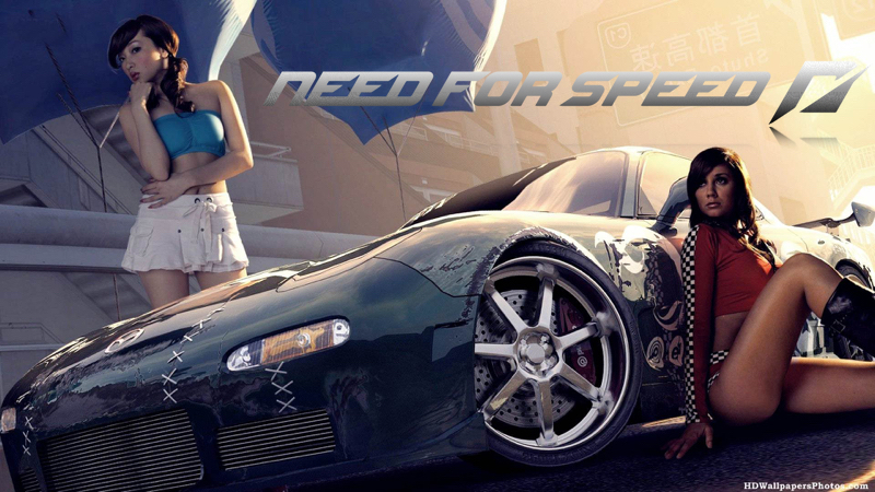 Need For Speed – Plus de 20 ans déjà !