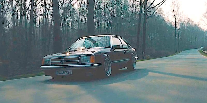 Opel Commodore – Olds'Kool German !