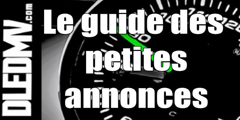 Petites annonces : le guide by DLEDMV
