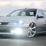 Dub 406 : La Peugeot chausse du 20'...