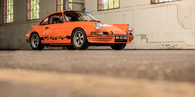 Outlaw Porsche 911 Carrera RS – Weekend Racer
