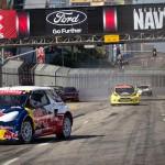 Incontournable : Le jour où Loeb est allé essayer le Rallycross aux X Games !