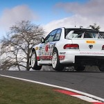 Brands Hatch's Time Attack en Subaru Impreza de 850 ch !